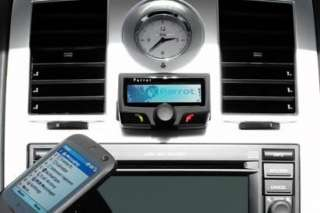 The Parrot CK3100 LCD is the most renowned hands free car kit on the