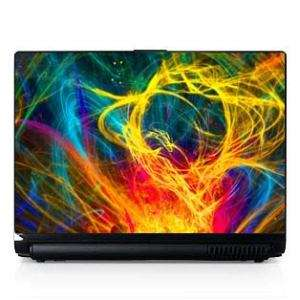 Laptop Computer Skin Fits PC or Mac LIGHT SHOW#047