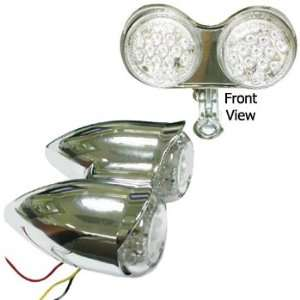 DOUBLE UP LED MARKER/TURN SIGNAL LIGHT FOR ALL MODELS