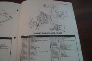2001 Arctic Cat Snowmobile Parts Shop Manual ZR 500 EFI