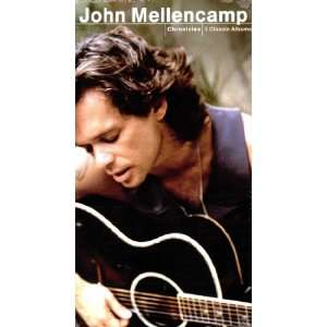 Chronicles   3 Classic Albums John Cougar Mellencamp Music