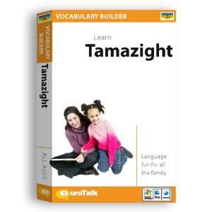EuroTalk Interactive   Vocabulary Builder Learn Tamazight Software