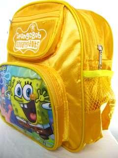 NEW SpongeBob Squarepants mini School bag/ backpack Bag