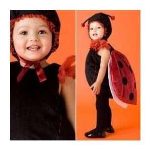 Babystyle Infant/Baby Girls Ladybug Costume Size 6 12