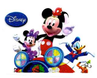 Mickey Mouse Clubhouse TV Serie Disney Iron On Transfer
