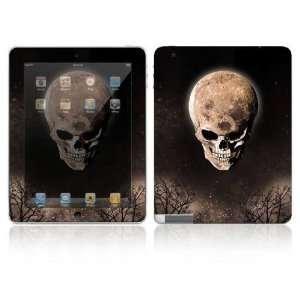 Apple iPad 2 Skin   Bad Moon Rising