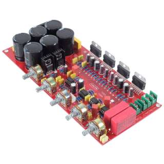 TDA7294 2.1 Power Amplifier Board 80Wx2+160W Subwoofer