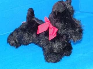 DOUGLAS BLACK SCOTTISH TERRIER PUPPY DOG PLUSH STUFFED ANIMAL TOY