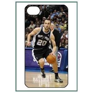 Manu Ginobili San Antonio Spurs NBA Star Player Argentina iPhone 4