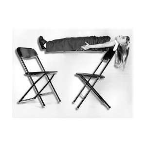 Chair Suspension is a 1 person illusion Magic Trick Toy