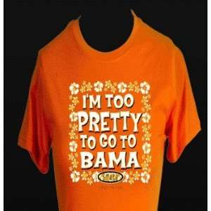 TENNESSEE Fans Im Too Pretty to go to Bama  Sports