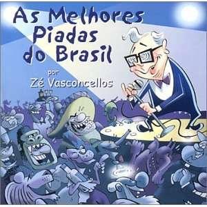 As Melhores Piadas Do Brasil Ze Vasconcellos Music