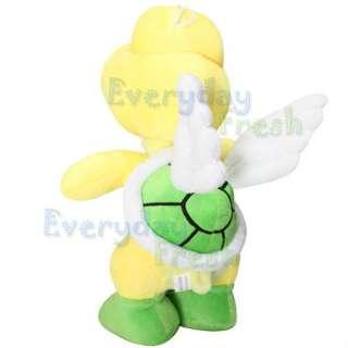 Nintendo Super Mario Bros 12 Koopa Troopa Plush Doll