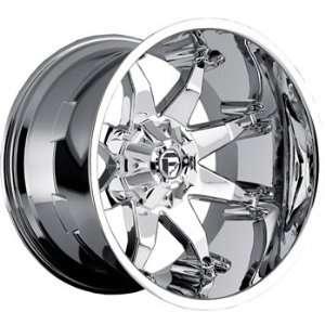 Fuel Octane Chrome Wheel (20x12/6x135mm)
