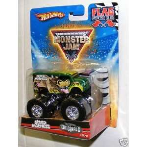 Hot Wheels 2010 1/64 Scale Monster Jam Originals Flag Series UDDER