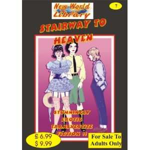 Stairway To Heaven   Transvestite Novel   NWL07 (New World