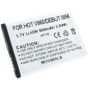 BN71 Battery for Motorola Barrage V860 Cell Phones & Accessories