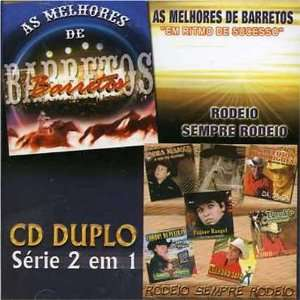 As Melhores De Barretos Various Sertanejo Music