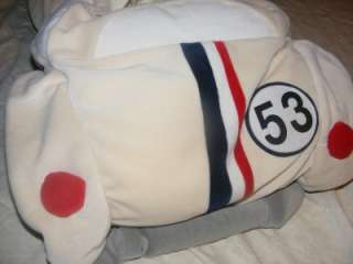 RARE  Herbie Fully Loaded VW Bug Car Costume Child One