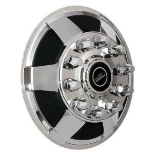 Traktr Chrome Front Wheel Covers (Pr) 22.5 Everything