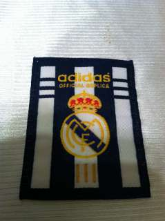 Adidas Real Madrid FC Authentic Home Jersey 98