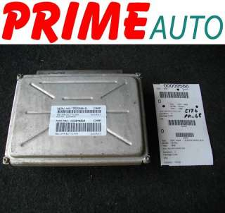 1998 98 Chevrolet Cavalier Engine Computer ECM ECU OEM