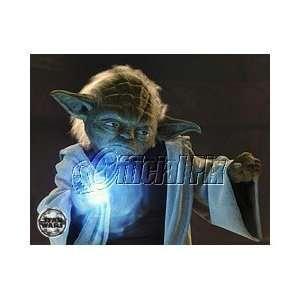 Star Wars Yoda Battle of Geonosis Print Toys & Games