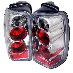 Spyder Auto Toyota 4 Runner Chrome Altezza Tail Light