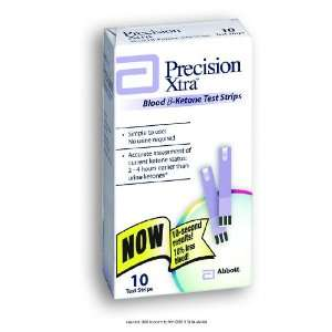 Precision Xtra Ketone Test Strips, Precision Xtra Ketone Strip