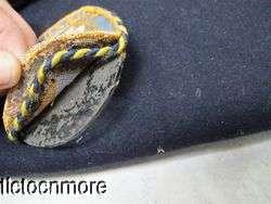 US WWII USN NAVY USS 226 CG BULLION HAT TOP PANTS SCARF WOOL UNIFORM