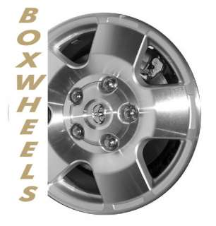 TOYOTA TUNDRA 18 OEM Alloy Wheel