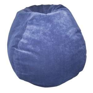 Bean Bag Boys Faux Suede Royal Bean Bag Chair