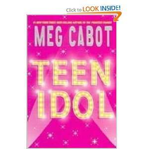 Teen Idol (9781435248427) Meg Cabot Books