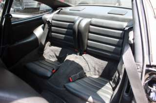 Porsche 911 Complete Rear Seat Kit With Seat Belts