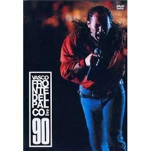 Fronte Del Palco Live 90 (Pal/Region 0) Movies & TV