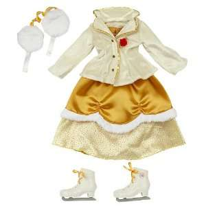 Disney Princess & Me Royal Winter Fashion, Belle Toys