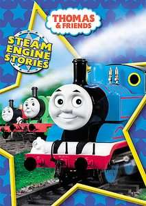 Thomas Friends   Steam Engine Stories DVD, 2007, 3 Disc Set