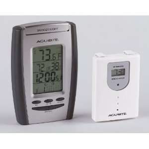 New Accurite Wireless Thermometer High Quality Modern Design Beautiful