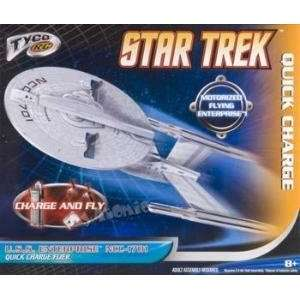 Star Trek USS Enterprise Flier Toys & Games