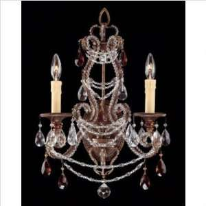 137 Savoy House Louis Xvi Pierce Paxton 2 Light Sconce Cathedral Gold