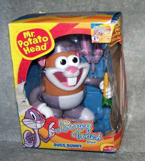 MR. POTATO HEAD THE LOONEY TUNES SHOW BUGS BUNNY SET 801452502261
