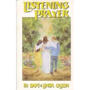 prayer My sheep hear my voice (9781893498006) Dave Olson Books
