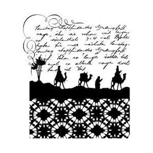 Penny Black Rubber Stamp 3.5X4 by Penny Black: Arts, Crafts & Sewing