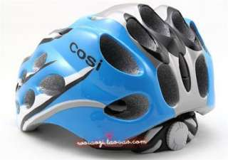 2011 CYCLING BICYCLE Adult HERO BIKE HELMET Blue