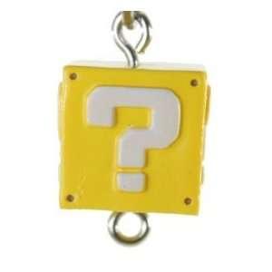 Nintendo New Super Mario Bros. Question Block Charm