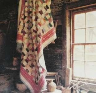 Kansas Dugout Best Loved Quilt Pattern w/ Flexible Templates