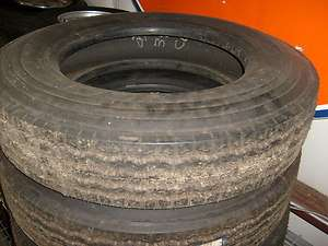 Good Year Semi tractor trailer tires NEW 9R22.5 look