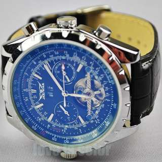 Army Military Style Mens AUTO Watch Mens Big Hands Xmas Gift