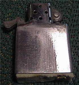 1969 RARE 3rd SECURITY POLICE SQUADRON BIEN HOA VIET NAM ZIPPO LIGHTER