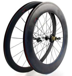 Stars Circle Carbon Road Bike Wheels (Shimano Clincher)